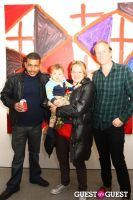 Marlborough Chelsea Presents Bernhardt, Frost, Kitaj, Rivers, Schumann, Williams Opening Night #55