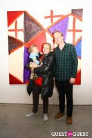 Marlborough Chelsea Presents Bernhardt, Frost, Kitaj, Rivers, Schumann, Williams Opening Night #56