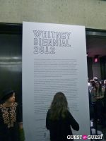 Whitney Biennial 2012 Opening Reception #3