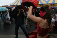 Coney Island's Mermaid Parade #4