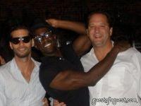 Scott And Naeem Celebrate Bamberger's Birthday #3