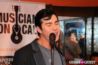 Musicians on Call Presents: A Night with Jullian James at Sway Lounge #83