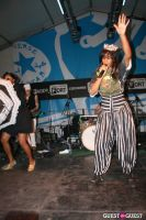 Santigold Performs At Fader Fort Sponsored By Converse For SXSW #14