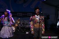 Santigold Performs At Fader Fort Sponsored By Converse For SXSW #58