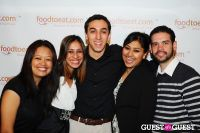 FoodToEat.com Launch Party & Toast to Action Against Hunger at STASH #21
