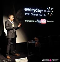Everyday Health YouTube Channel launch event #114