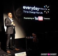 Everyday Health YouTube Channel launch event #115