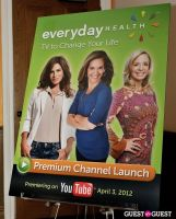 Everyday Health YouTube Channel launch event #200