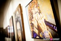 "The Rolling Stones' Ronnie Wood art exhibition ""Faces, Time and Places"" at Symbolic Gallery #7"