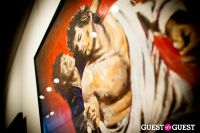 """The Rolling Stones' Ronnie Wood art exhibition """"Faces, Time and Places"""" at Symbolic Gallery #13"""