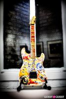 """The Rolling Stones' Ronnie Wood art exhibition """"Faces, Time and Places"""" at Symbolic Gallery #29"""