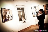 """The Rolling Stones' Ronnie Wood art exhibition """"Faces, Time and Places"""" at Symbolic Gallery #48"""