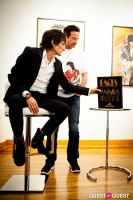 "The Rolling Stones' Ronnie Wood art exhibition ""Faces, Time and Places"" at Symbolic Gallery #54"