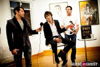 "The Rolling Stones' Ronnie Wood art exhibition ""Faces, Time and Places"" at Symbolic Gallery #78"
