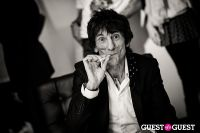 "The Rolling Stones' Ronnie Wood art exhibition ""Faces, Time and Places"" at Symbolic Gallery #93"