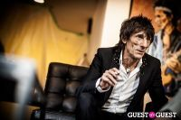 "The Rolling Stones' Ronnie Wood art exhibition ""Faces, Time and Places"" at Symbolic Gallery #96"