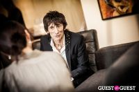 "The Rolling Stones' Ronnie Wood art exhibition ""Faces, Time and Places"" at Symbolic Gallery #105"