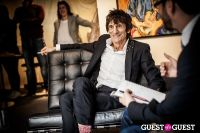 "The Rolling Stones' Ronnie Wood art exhibition ""Faces, Time and Places"" at Symbolic Gallery #113"