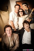 "The Rolling Stones' Ronnie Wood art exhibition ""Faces, Time and Places"" at Symbolic Gallery #121"