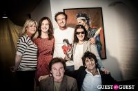 "The Rolling Stones' Ronnie Wood art exhibition ""Faces, Time and Places"" at Symbolic Gallery #128"