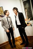 "The Rolling Stones' Ronnie Wood art exhibition ""Faces, Time and Places"" at Symbolic Gallery #140"