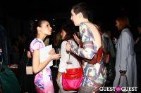 2012 Pratt Institute Fashion Show Cocktail Benefit #17