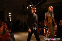 2012 Pratt Institute Fashion Show Honoring Fern Mallis #12