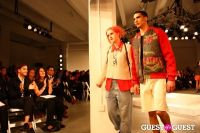 2012 Pratt Institute Fashion Show Honoring Fern Mallis #25