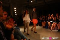 2012 Pratt Institute Fashion Show Honoring Fern Mallis #30