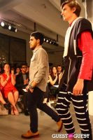 2012 Pratt Institute Fashion Show Honoring Fern Mallis #32