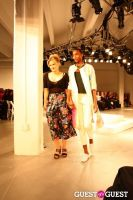 2012 Pratt Institute Fashion Show Honoring Fern Mallis #35