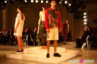 2012 Pratt Institute Fashion Show Honoring Fern Mallis #115