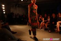 2012 Pratt Institute Fashion Show Honoring Fern Mallis #117