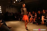2012 Pratt Institute Fashion Show Honoring Fern Mallis #156