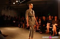 2012 Pratt Institute Fashion Show Honoring Fern Mallis #158