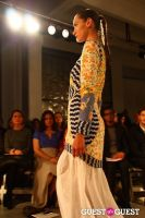2012 Pratt Institute Fashion Show Honoring Fern Mallis #163