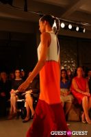 2012 Pratt Institute Fashion Show Honoring Fern Mallis #173