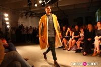 2012 Pratt Institute Fashion Show Honoring Fern Mallis #184