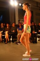 2012 Pratt Institute Fashion Show Honoring Fern Mallis #194