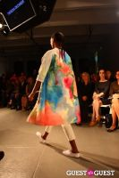 2012 Pratt Institute Fashion Show Honoring Fern Mallis #197