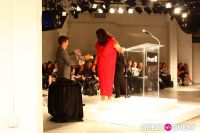 2012 Pratt Institute Fashion Show Honoring Fern Mallis #224