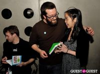 I Love Charts book release party with Tumblr #70