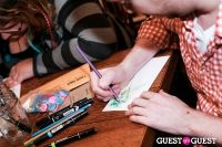 Sketchbook Project World Tour Send-Off + Tour Mail Launch Party Presented by Prismacolor® #14