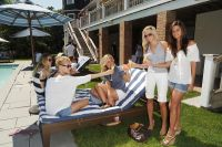 Perrier-Jouet Hosts Abe & Arthur BBQ At The EMM Group Estate #9
