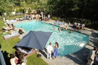 Perrier-Jouet Hosts Abe & Arthur BBQ At The EMM Group Estate #15