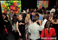 FLATT Magazine Closing Party for Ryan McGinness at Charles Bank Gallery #1