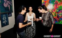 FLATT Magazine Closing Party for Ryan McGinness at Charles Bank Gallery #46