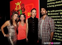 FLATT Magazine Closing Party for Ryan McGinness at Charles Bank Gallery #109