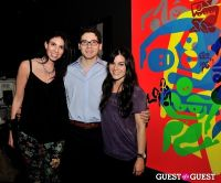 FLATT Magazine Closing Party for Ryan McGinness at Charles Bank Gallery #137