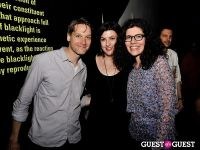 FLATT Magazine Closing Party for Ryan McGinness at Charles Bank Gallery #142
